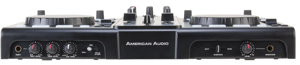 Images from Versadeck of American Audio